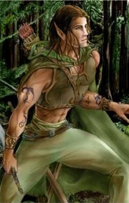 elfo del bosque